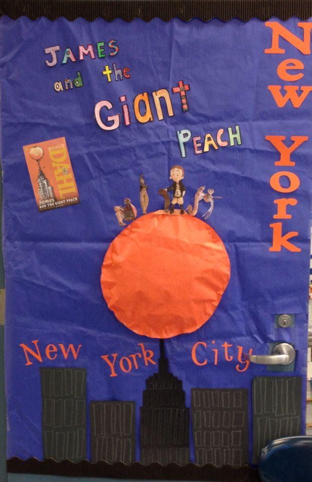 Classroom Door Decoration Read Across America Week James