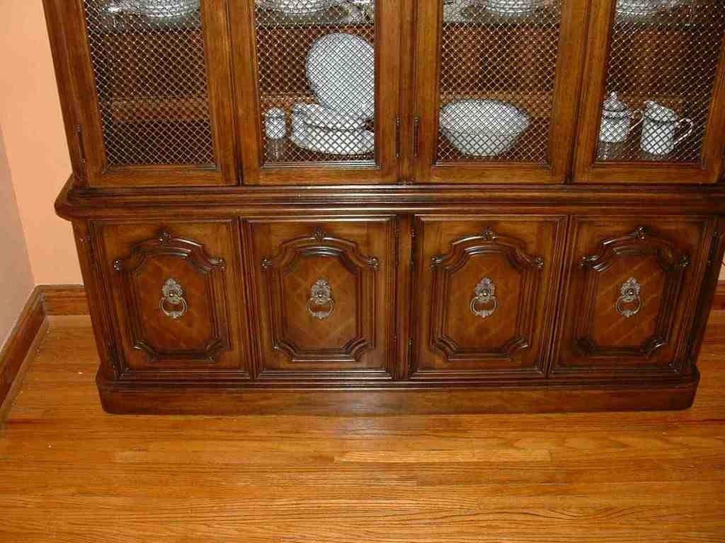 Thomasville China Cabinets  Cabinets Matttroy