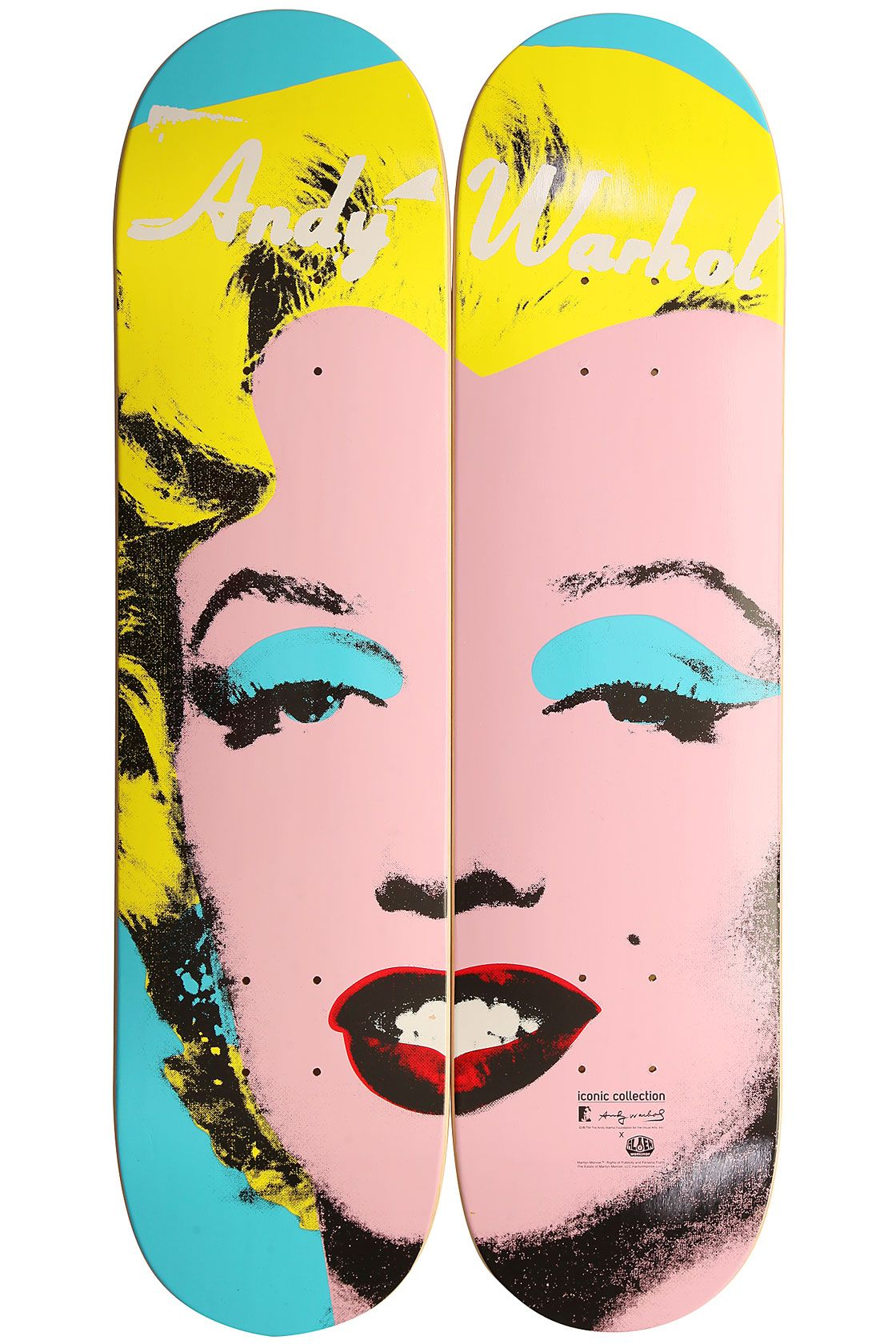 Trippy Art Monroe Marilyn