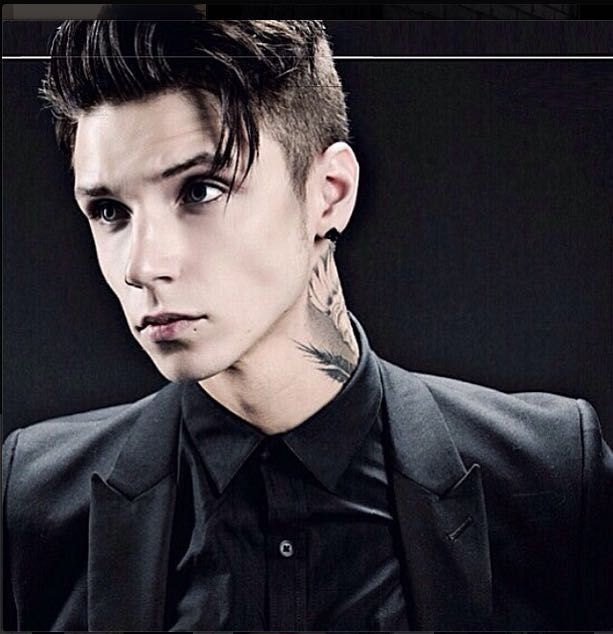 Andy Biersack Short Hair Google Search Pinterest Andy