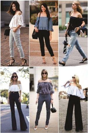 Resultado de imagem para calças feitas para usar no verão