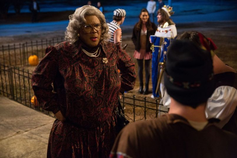watch boo a madea halloween online free megashare telecharge before