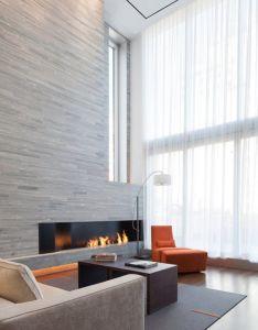 Architecture interiors also modern penthouse makes ultimate city escape architects penthouses rh pinterest