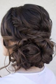 sophisticated prom hair updos