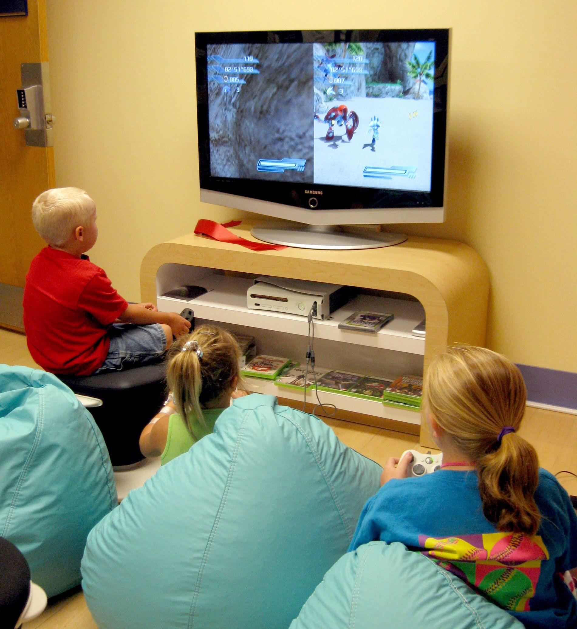 Kids Game Room Furniture Ideas