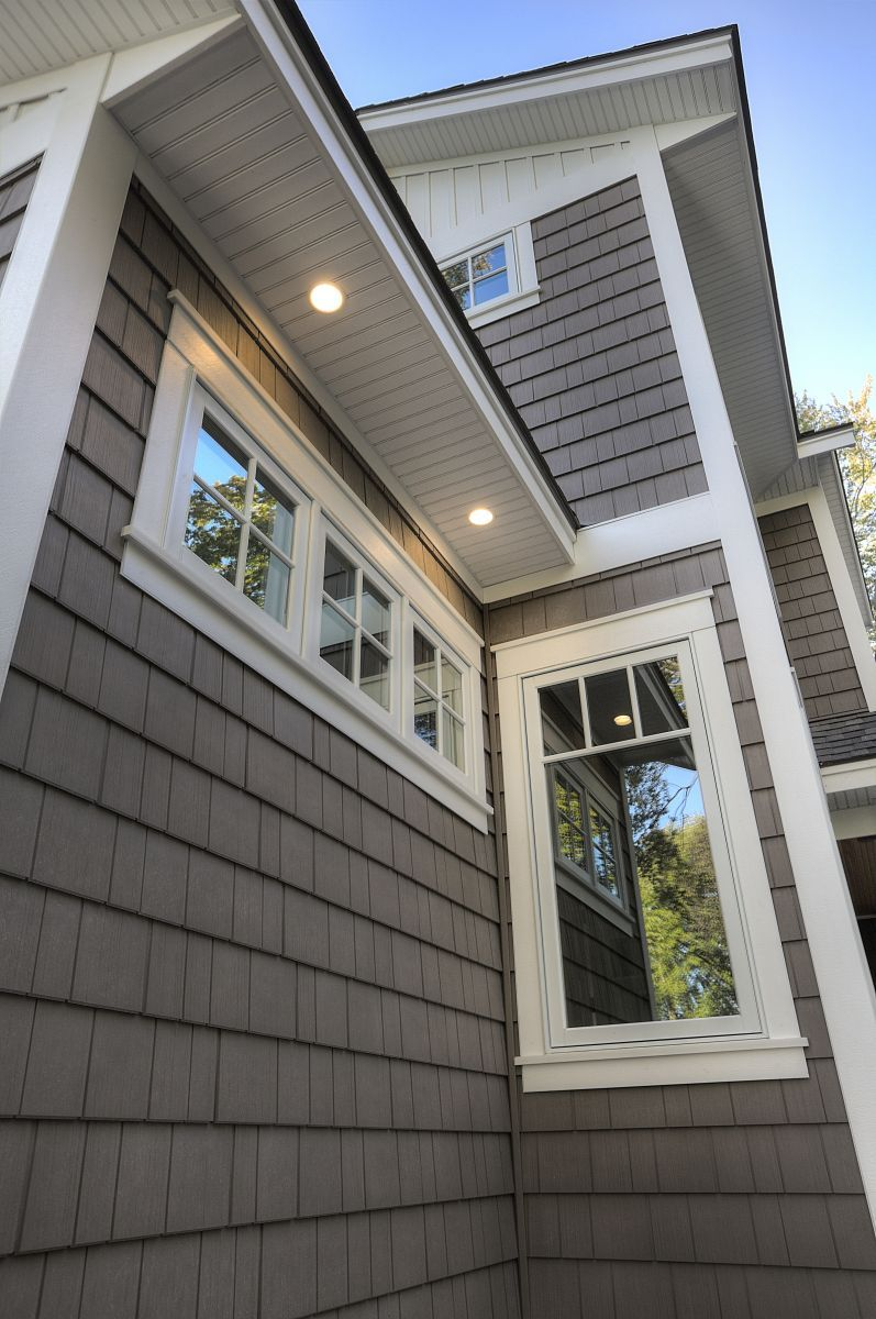 craftsman window trim for interior or exterior maintenance free material keeps your windows looking good