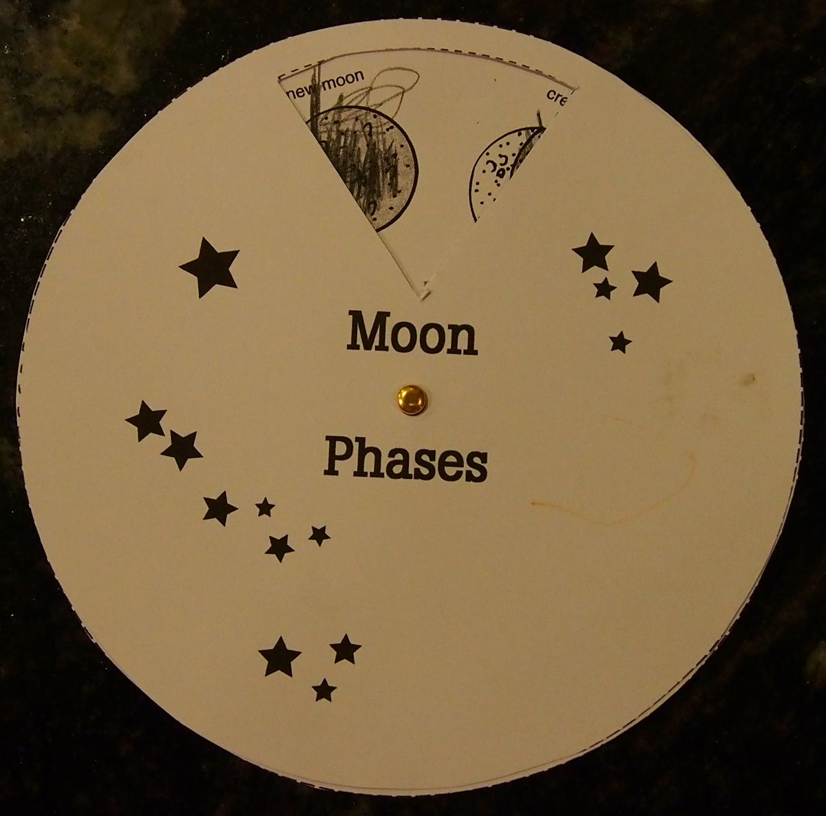 Turning Moon Phase