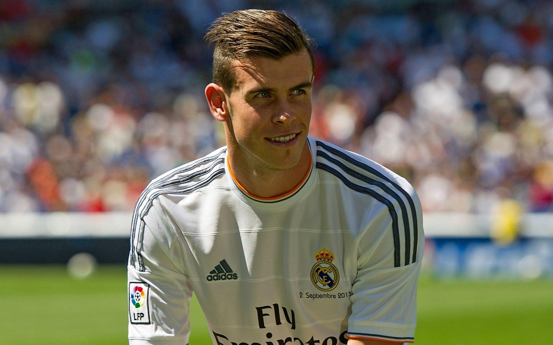 Gareth Bale Haircut Real Madrid Wallpaper 1920×1200 Soccer