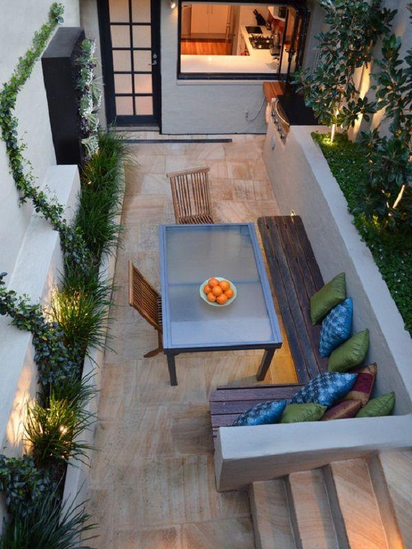 Custom Small L Shaped Outdoor Patio Bench Ideas Backyard Ideas