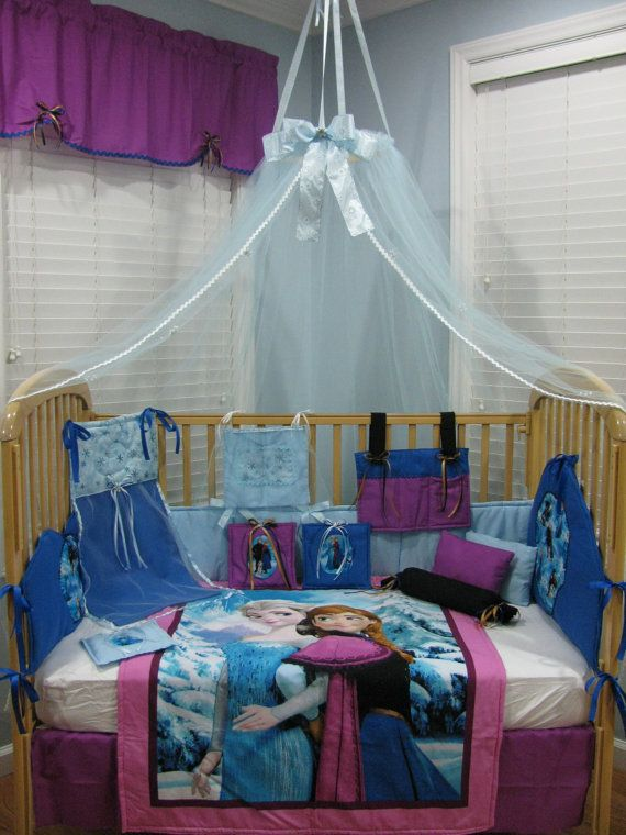 Disneys Frozen Queen Elsa and Princess Anna by