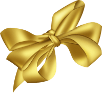 Gold Bow Ribbon Png   www.pixshark.com - Images Galleries ...