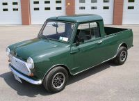 Mini PICKUP | Mini | Pinterest | Minis, Classic mini and Cars