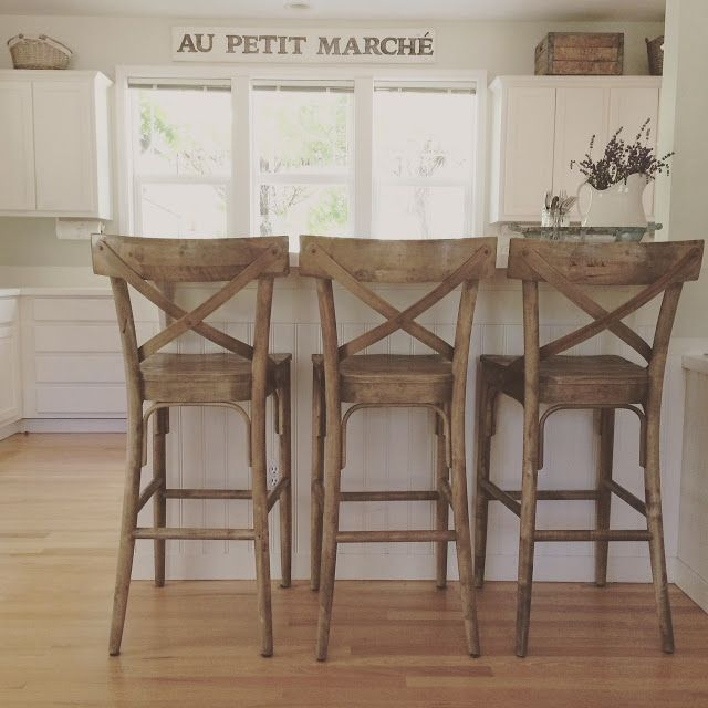 world market beach chairs wedding chair covers hire ireland farmhouse kitchen (simple solutions) | country decor pinterest kitchens ...