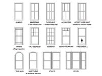 window styles - Google Search | New Home Ideas | Pinterest ...