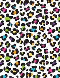 Colorful Cheetah Leopard Print Gifts for Teens Throw ...