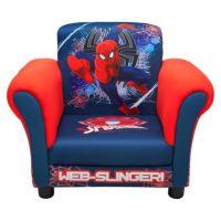 Delta Spiderman Upholstered Chair $60 | Superhero Toddler ...