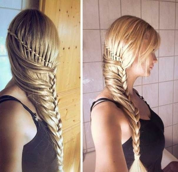 How To Make Stylish Side Braid Hairstyle Hair Hairstyles And Braids