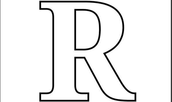 alphabet block letters clip art