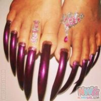 Top 10 Toenail Designs That Went A Little Too Far!
