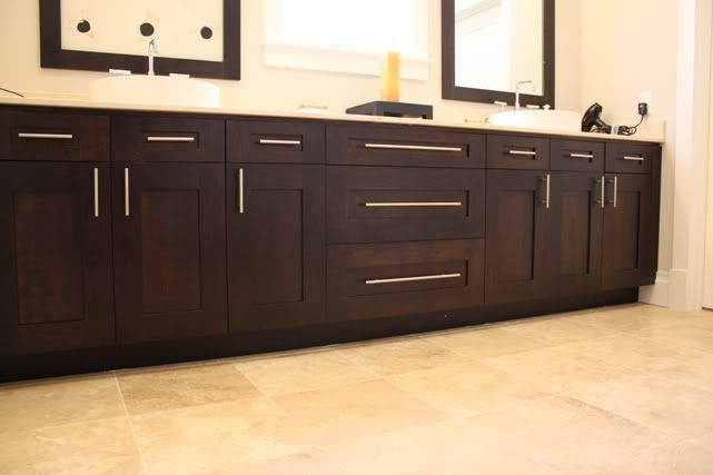 Im thinking of getting a few bar pulls for my kitchen