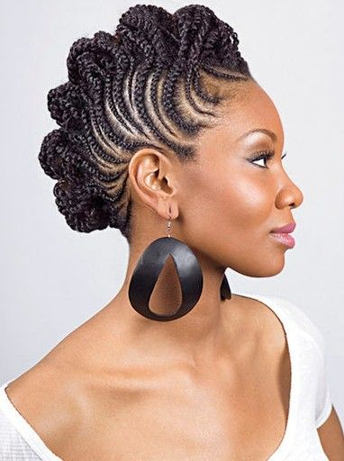 26 Natural Hairstyles For Black Women Hairstyles Hair And Braids