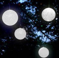 hanging solar lights for trees | 1 | Pinterest | Solar ...