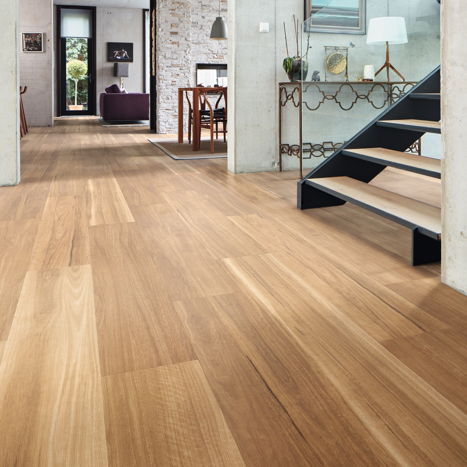 Karndean LooseLay Longboard Vinyl Flooring Collection