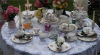 English Tea Table Setting | www.pixshark.com - Images ...