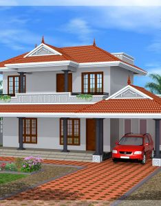 House architectural design plans also kerala flat roofs pinterest rh