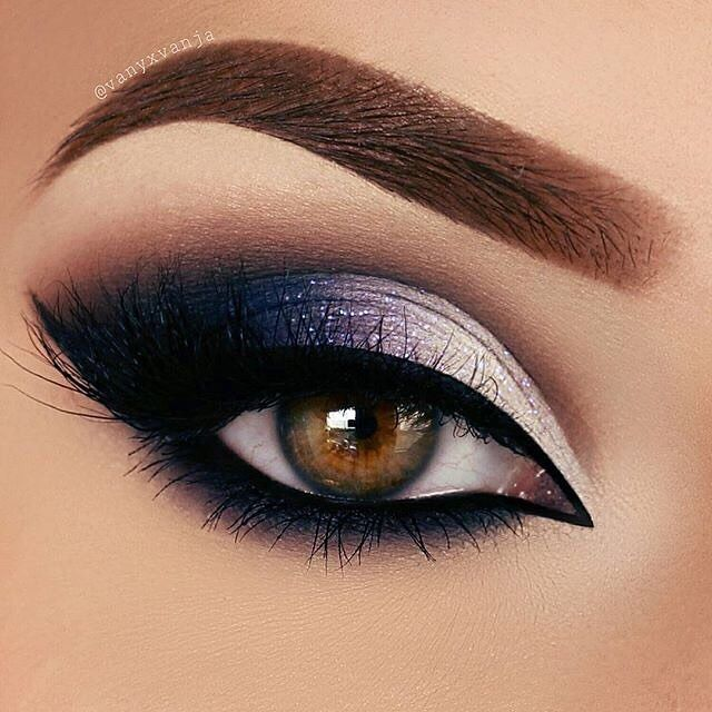 Looks Prom Royal Makeup Eyes Blue