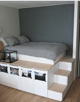 13 Beds Made Much Cooler With Ikea Hacks Ikea Kitchen