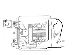 schumacher battery charger wiring diagram | scwam battery