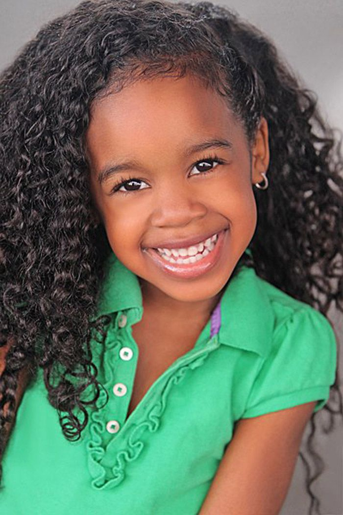 Black Kids Natural Hairstyles Wowhairstyle Com Black Kids