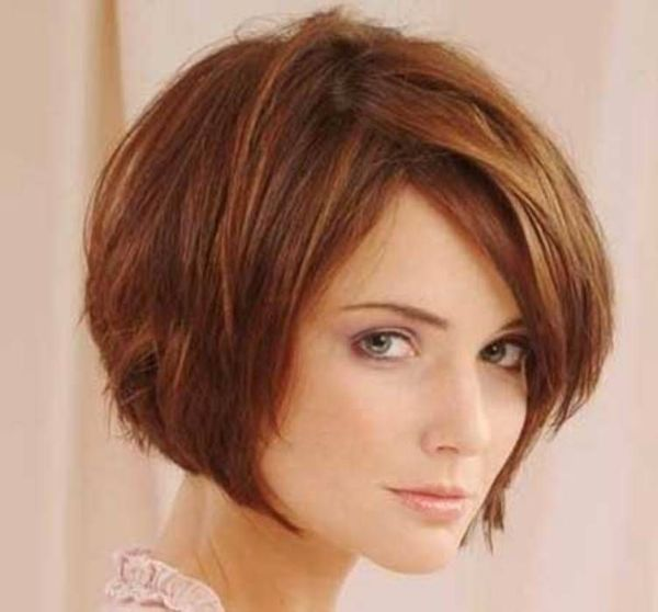 30 Awesome Short Hairstyles Layered Short Bob Hairstyles Ideas
