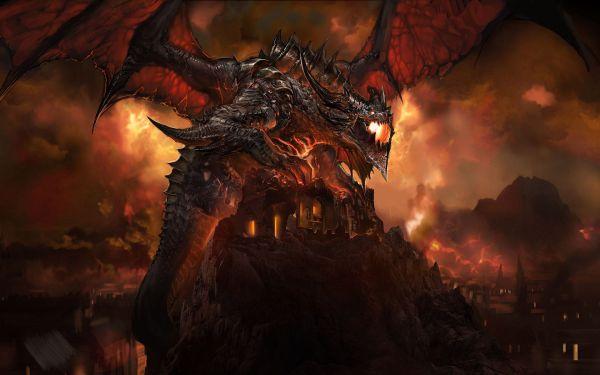Epic Dragon Art Dragons