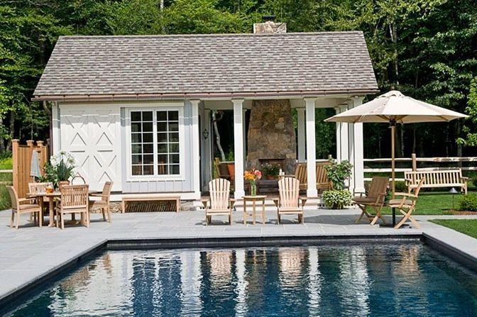 Pool Vintage House With Small Swimming Pool Luxurious And Modern