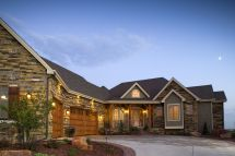 Single Story Ranch House Plans with Walkout Basement