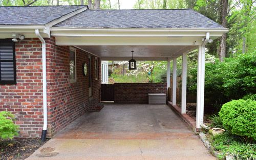 Planning And Prepping A Carport Pergola Pergolas Canopy And House