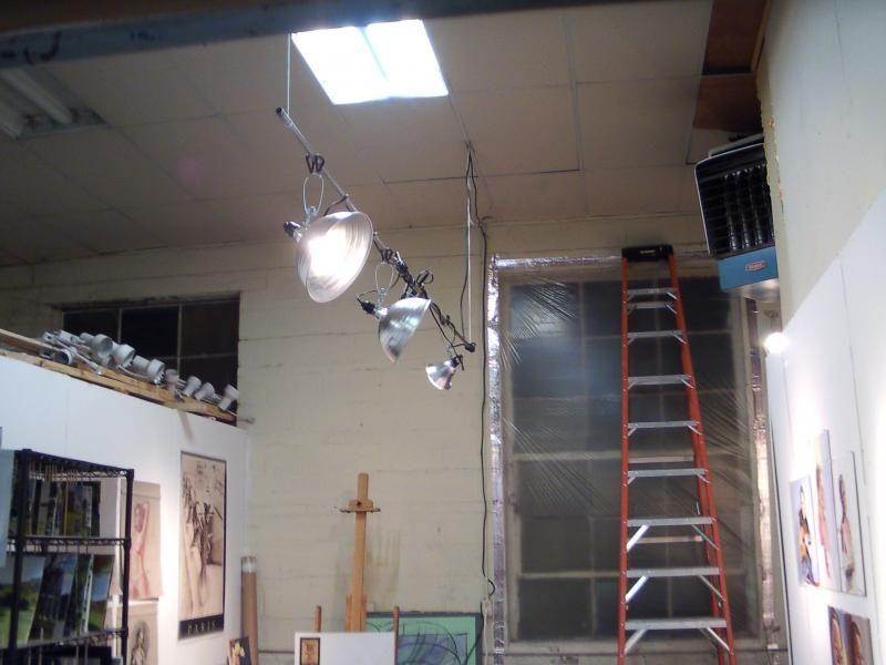 Best Track Lighting Art Studio