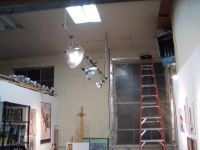 art studio track lighting - Google Search | art studio ...