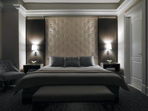 4 Star Luxury Hotel In New York City Boasts 317 Generously Sized Guest Rooms And Remarkable Suites That Were Designed By Renowned Architect David Rockwell