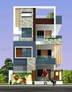 Narrow house modern exteriors houses small design facades elevation terraced contemporary architecture also pin by pavithran guptha on elevations pinterest and apartments rh