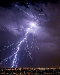 monsoon lightning   Arizona Monsoon Lightning   Monsoon ...