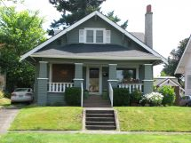 Craftsman Bungalow House Plans