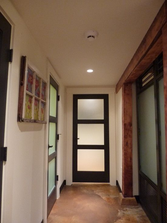 Frosted Glass Interior Doors Design Pictures Remodel