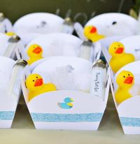 Crafty & Charming Rubber Ducky Baby Shower   Duck baby ...