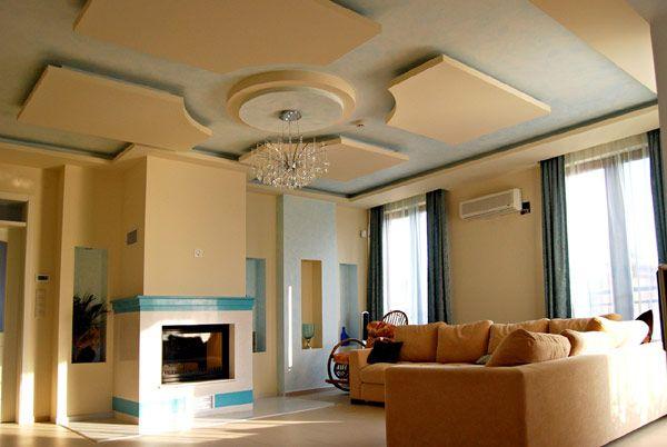 20 Inspiring Ceiling Design Ideas For Your Next Home Makeover