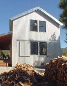 Frontside also barn house pinterest passive solar and rh