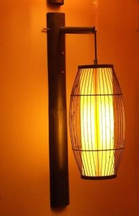 Chinese style of handmade bamboo lamps lighting fixtures ...