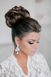 elegant wedding hairstyles part